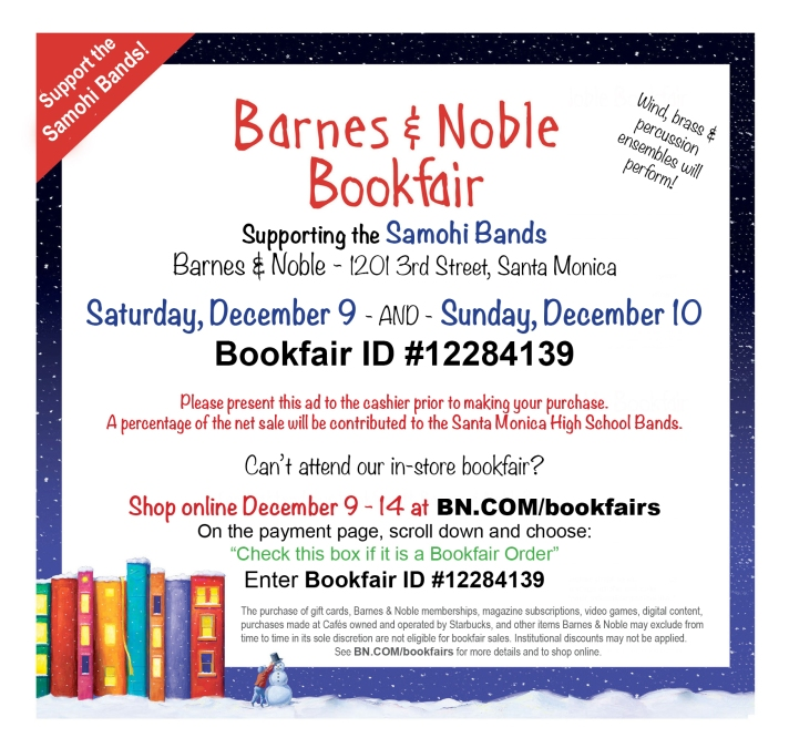 Barnes&Noble Email 2017